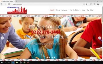 Big Ben College
